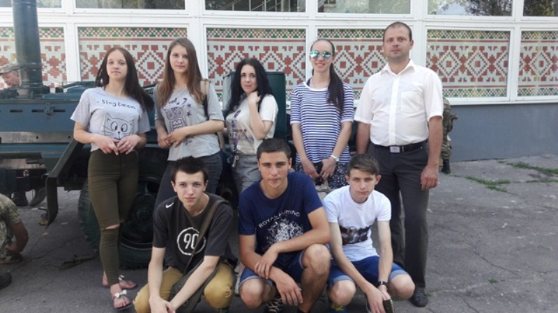 Zbroyni Syly Ukrayiny chekayutʹ na tebe