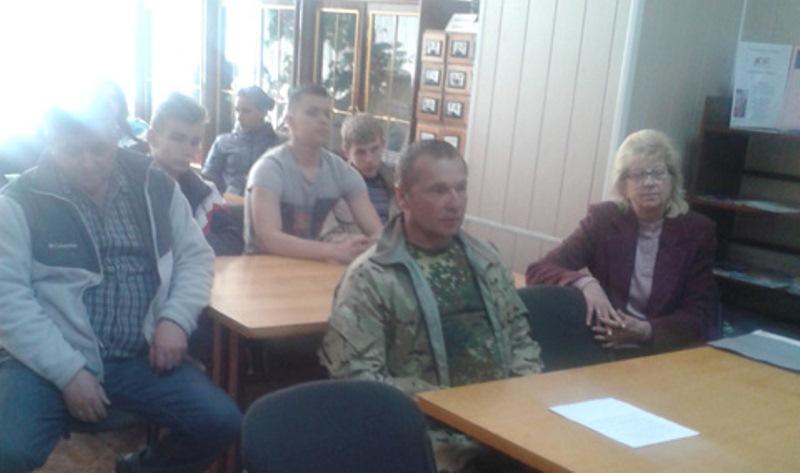 Urok muzhnosti «Heroyi Ukrayiny»