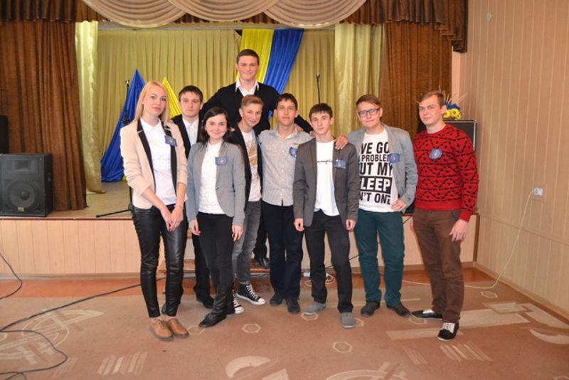 Vyvchay Yevropu — zminyuy Ukrayinu