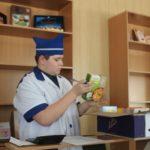 II etap (oblasnyy) Vseukrayinsʹkoho konkursu fakhovoyi maysternosti z profesiyi «Prodavetsʹ prodovolʹchykh tovariv»