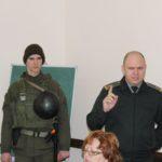 Zustrich z predstavnykamy Natsionalʹnoyi hvardiyi Ukrayiny