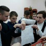 Proforiyentatsiynyy zakhid «Vernisazh profesiy»