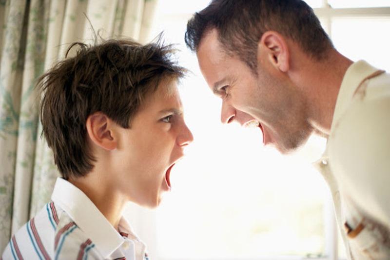 Конфлікти між батьками тадітьми: причини іспособи подолання