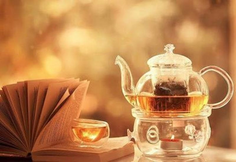 #International tea day#
